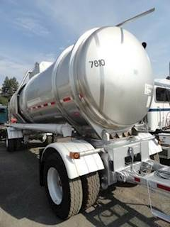Polar Stainless Steel Water Tank Trailer