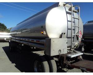 Trailmaster Water Tank Trailer