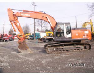 Hitachi ZX240LC-3 Hydraulic Excavator