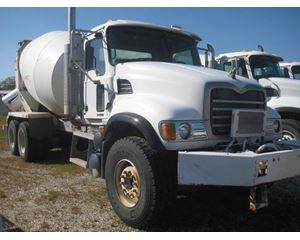 Mack CV713 Mixer / Ready Mix / Concrete Truck