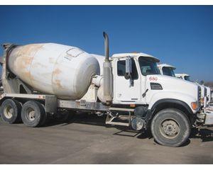 Mack GRANITE Mixer / Ready Mix / Concrete Truck
