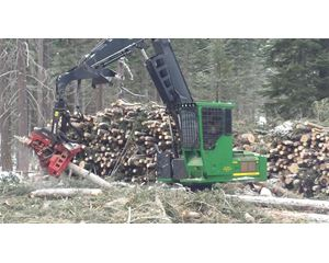 John Deere 2454 Logging / Forestry Equipment