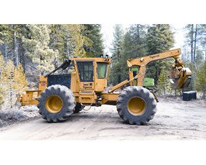 Tigercat 610C Skidder