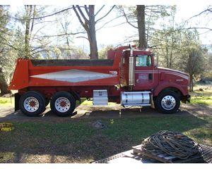 Kenworth t 800 Dump Truck