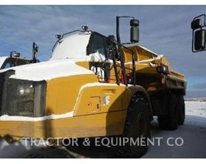 Caterpillar 740B EJ Articulated Truck