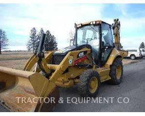 Caterpillar 420E 4ECB Backhoe