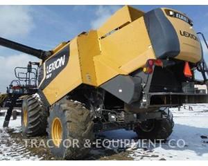 Lexion Combine LX580R Combine