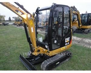 Caterpillar 301.7D CB Crawler Excavator