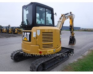 Caterpillar 303.5E2CRB Crawler Excavator