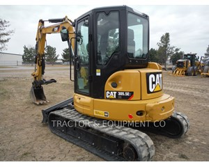 Caterpillar 305.5E2CRB Crawler Excavator
