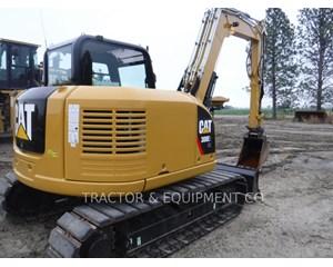 Caterpillar 308E2 CRCB Crawler Excavator