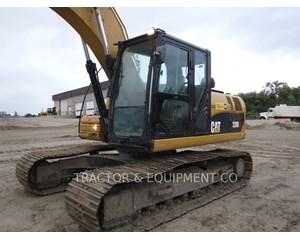 Caterpillar 320D L Crawler Excavator