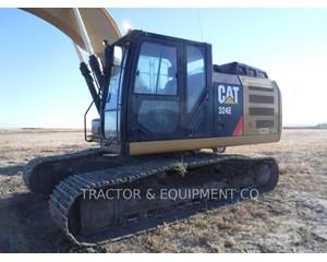 Caterpillar 324E L Crawler Excavator