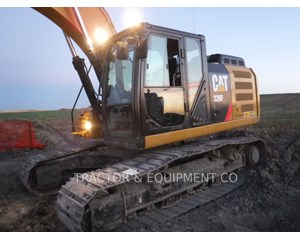 Caterpillar 326 Crawler Excavator