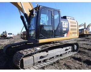 Caterpillar 326F Crawler Excavator