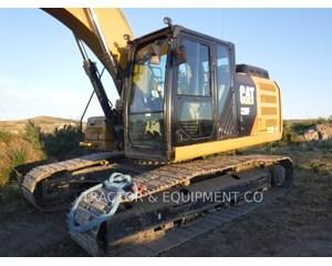 Caterpillar 326F L Crawler Excavator