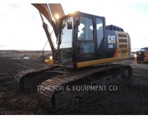 Caterpillar 329E L Crawler Excavator