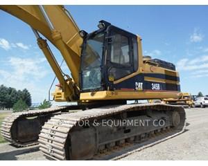 Caterpillar 345B L Crawler Excavator