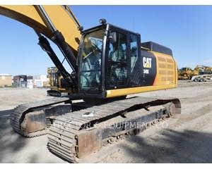 Caterpillar 349E L Crawler Excavator
