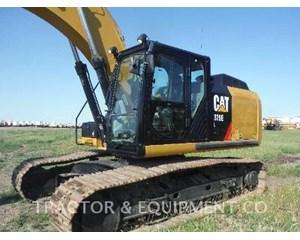 Caterpillar 329E L Excavator