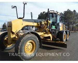 Caterpillar 140M BR Motor Grader
