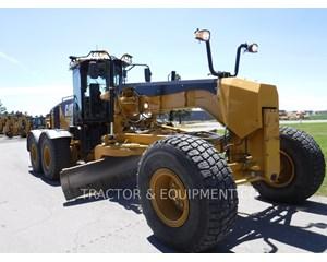 Caterpillar 14MQ LR Motor Grader