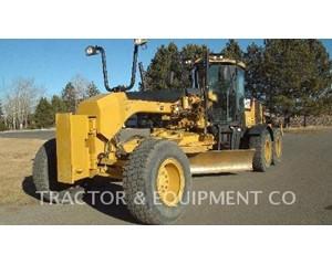 Caterpillar 160M Motor Grader