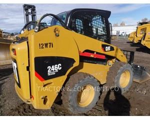 Caterpillar 246C S4CB Skid Steer Loader