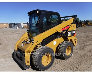Caterpillar 262D H2CB Skid Steer Loader