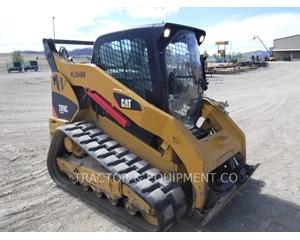 Caterpillar 289C TL2CB Skid Steer Loader