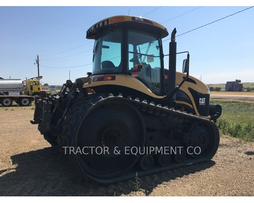 Agco Tractor Front Fenders : Agco mt tractor for sale hours billings