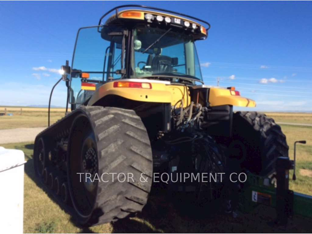 Agco Tractor Front Fenders : Agco mt b tractor for sale hours billings