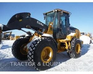 John Deere 524K Tractor