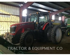 Massey Ferguson 8660 Tractor