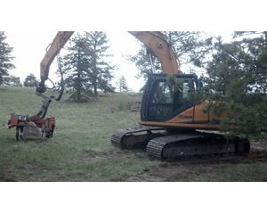 CASE CX240B Logging / Forestry Equipment