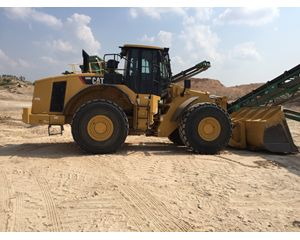 Caterpillar 980 H Loader