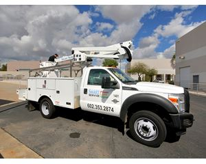 Ford- Altec F-550 Super Duty Diesel (Altec Bucket Truck- Lift Truck) Bucket / Boom Truck
