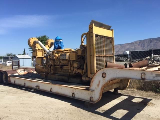 1985 Caterpillar 3512 Generator Set For Sale | Sandy, UT | 130003
