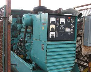 Onan 75 KW Generator Set