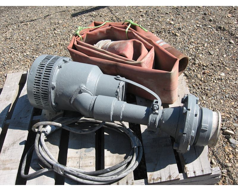 Flygt Submersible 8 2 Hp Pump For Sale Sandy Ut