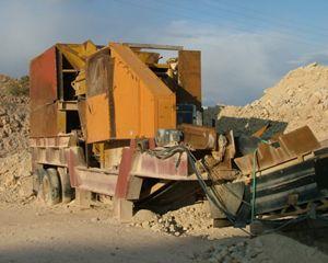 Eagle Crusher 3242 Crushing Plant