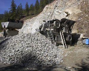 "Missouri-Rogers 15"" x 24"" Jaw Crushing Plant"