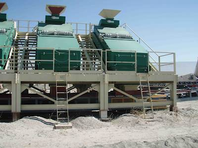 Derrick Aggregate & Mining Equipment For Sale | MyLittleSalesman com