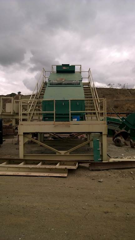 Derrick 4 8 Quot X 12 Screen For Sale Southern Ca