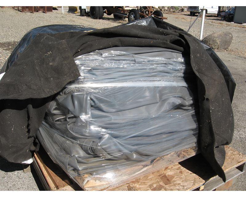 Pond liner miner s grade 75 39 x 165 39 tank for sale for Pond liners for sale