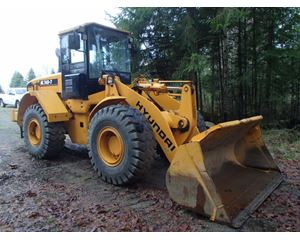 Hyundai HL740-7 Aggregate / Mining Equipment