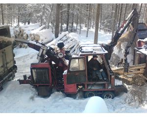 Manitowoc Debarker and Morbark 30/36 Logging / Forestry Equipment