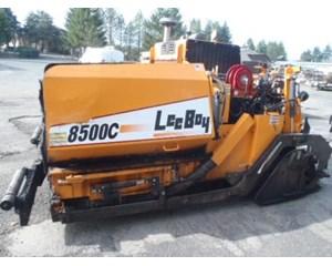Leeboy  8500C