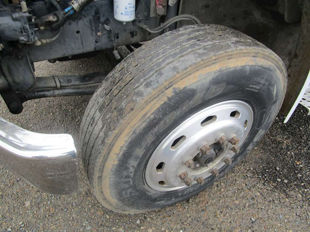 Straight Truck Axle Weights : Freightliner fl for sale fresno ca