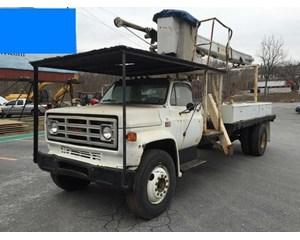 GMC Kodiak 7500 Bucket / Boom Truck